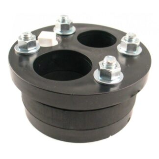 4 in. Double Drop (1-1/4 in. X 1 in. pipe sizes) Split Top Well Seal