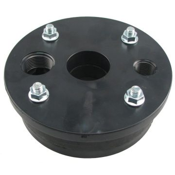 6 in. Single Drop (1-1/4 in. pipe size) Split Top Well Seal