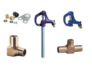 Frost Proof Yard Hydrants and Accessories