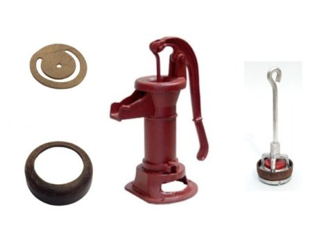 Pitcher Pump and Replacement Parts