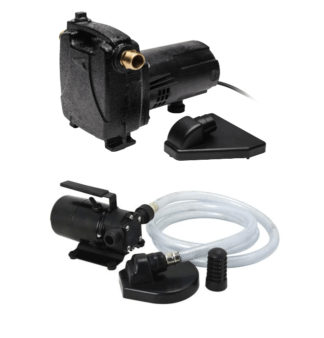 Transfer Pump and Replacement Parts